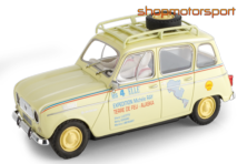 RENAULT 4L / SCALEXTRIC A10221S300 / MICHELE RAY