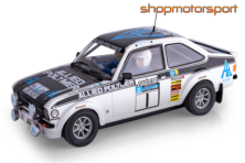 FORD ESCORT RS1800 Gr.4 / SCALEXTRIC A10222S300 / TIMO MAKINEN-HENRY LIDDON