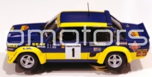 FIAT 131 ABARTH Gr.4 / SCALEXTRIC ALTAYA / BENY FERNANDEZ-JOSE LUIS SALA // OUT OF STOCK