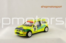 SEAT IBIZA KIT CAR / SCALEXTRIC ALTAYA / SALVADOR CAÑELLAS Jr.-XAVI LORZA
