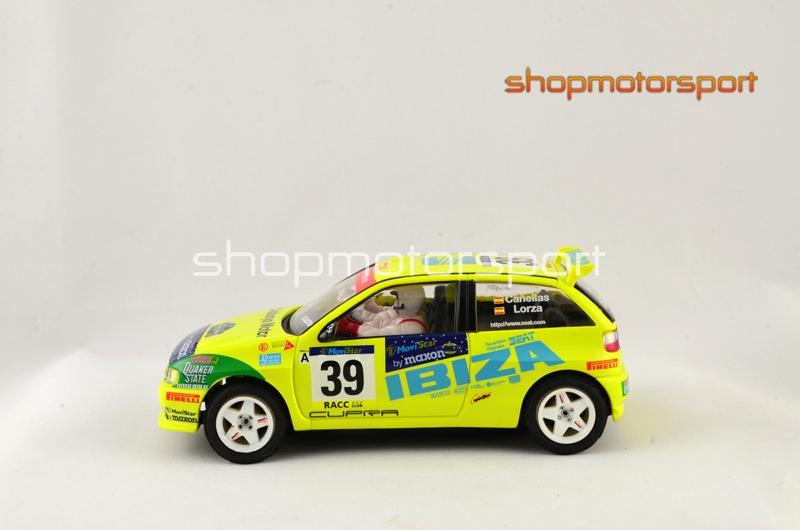 Seat Ibiza Kit Car Scalextric Altaya