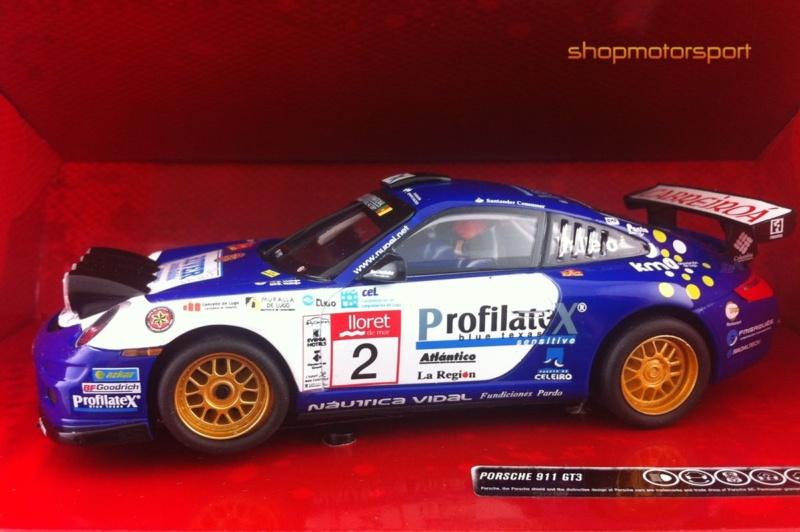 Porsche 911 Gt3 Scalextric A10159x300 Sergio Vallejo