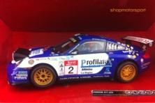 PORSCHE 911 GT3 / SCALEXTRIC A1017S300 / SERGIO VALLEJO-DIEGO VALLEJO