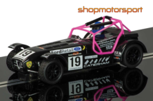CATERHAM SUPERLIGHT / SCALEXTRIC SUPERSLOT 3647 / AARON HEAD