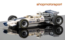 LOTUS 49 / SCALEXTRIC SUPERSLOT 3707 / PETE LOVELY