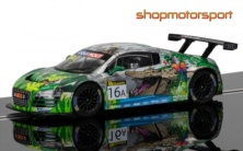 AUDI R8 GT3 / SCALEXTRIC SUPERSLOT 3717 / FELIX BAUMGARTNER-CHRISTOPHER HAASE-STEPHANE ORTELLI