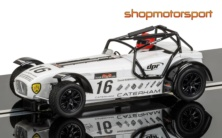 CATERHAM SUPERLIGHT R300 ORIGINAL / SCALEXTRIC SUPERSLOT 3723 / DAVID ROBINSON
