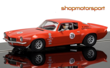 CHEVROLET CAMARO / SCALEXTRIC SUPERSLOT 3725 / SWEDE SAVAGE