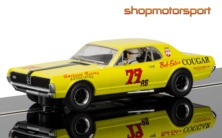 FORD MERCURY COUGAR / SCALEXTRIC SUPERSLOT 3729 / MARK WACO