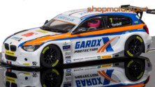 BMW 125 / SCALEXTRIC SUPERSLOT 3735 / SAM TORDOFF
