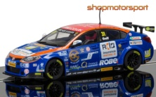 MG6 GT BTCC / SCALEXTRIC SUPERSLOT 3736 / JACK GOFF