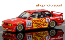 BMW M3 / SCALEXTRIC SUPERSLOT 3739 / ROLAND RATZENBERGER