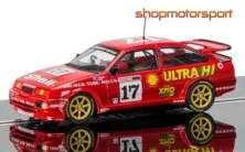FORD SIERRA RS 500 / SCALEXTRIC SUPERSLOT 3740 / DICK JONHSON-JOHN BOWE