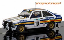 FORD ESCORT MK2 Gr.4 / SCALEXTRIC SUPERSLOT 3749 / ARI VATANEN-DAVID RICHARDS