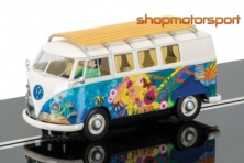VOLKSWAGEN CAMPERVAN / SCALEXTRIC SUPERSLOT 3761