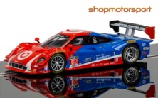 FORD DAYTONA PROTOTYPE / SCALEXTRIC SUPERSLOT 3769 / SCOTT DIXON-TONY JANAAN-JAMIE McMURRAY-KYLE LARSON