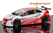 HONDA CIVIC TYPE R / SCALEXTRIC SUPERSLOT 3783 / GORDON SHEDDEN