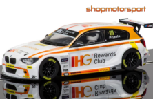 BMW 125 / SCALEXTRIC SUPERSLOT 3784 / ANDY PRIAULX