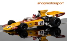 LOTUS 72 / SCALEXTRIC SUPERSLOT 3833A / IAN SCHECKTER