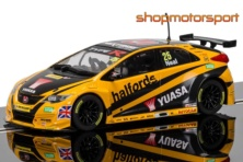 HONDA CIVIC TYPE R / SCALEXTRIC SUPERSLOT 3861 / MATT NEAL