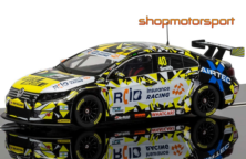 VOLKSWAGEN PASSAT / SCALEXTRIC SUPERSLOT 3864 / ARON SMITH