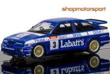 FORD SIERRA RS500 / SCALEXTRIC SUPERSLOT 3867 / TIM HARVEY