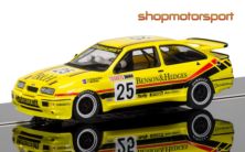 FORD SIERRA RS500 / SCALEXTRIC SUPERSLOT 3868 / TONY LONGHURST-TOMAS MEZERA