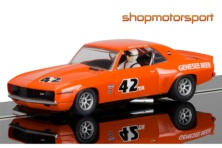 CHEVROLET CAMARO / SCALEXTRIC SUPERSLOT 3874 / JIM REED