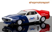 AMC JAVELIN / SCALEXTRIC SUPERSLOT 3875 / GEORGE FOLLMER