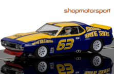 AMC JAVELIN / SCALEXTRIC SUPERSLOT 3876 / BILL COLLINS