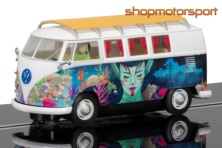 VOLKSWAGEN CAMPERVAN / SCALEXTRIC SUPERSLOT 3891