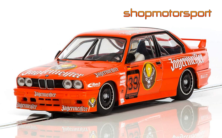 BMW M3 E30 / SCALEXTRIC SUPERSLOT 3899 / MARIO KETTERER