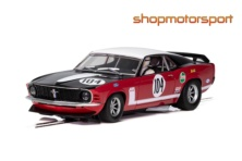 FORD MUSTANG BOSS 302 / SCALEXTRIC SUPERSLOT 3926 / FRANK GARDENER