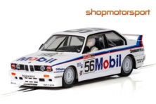 BMW E30 M3 / SCALEXTRIC SUPERSLOT 3929 / PETER BROCK-JIM RICHARDS