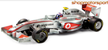 McLAREN MERCEDES MP4/26 / SCALEXTRIC A10080S300 / JENSON BUTTON