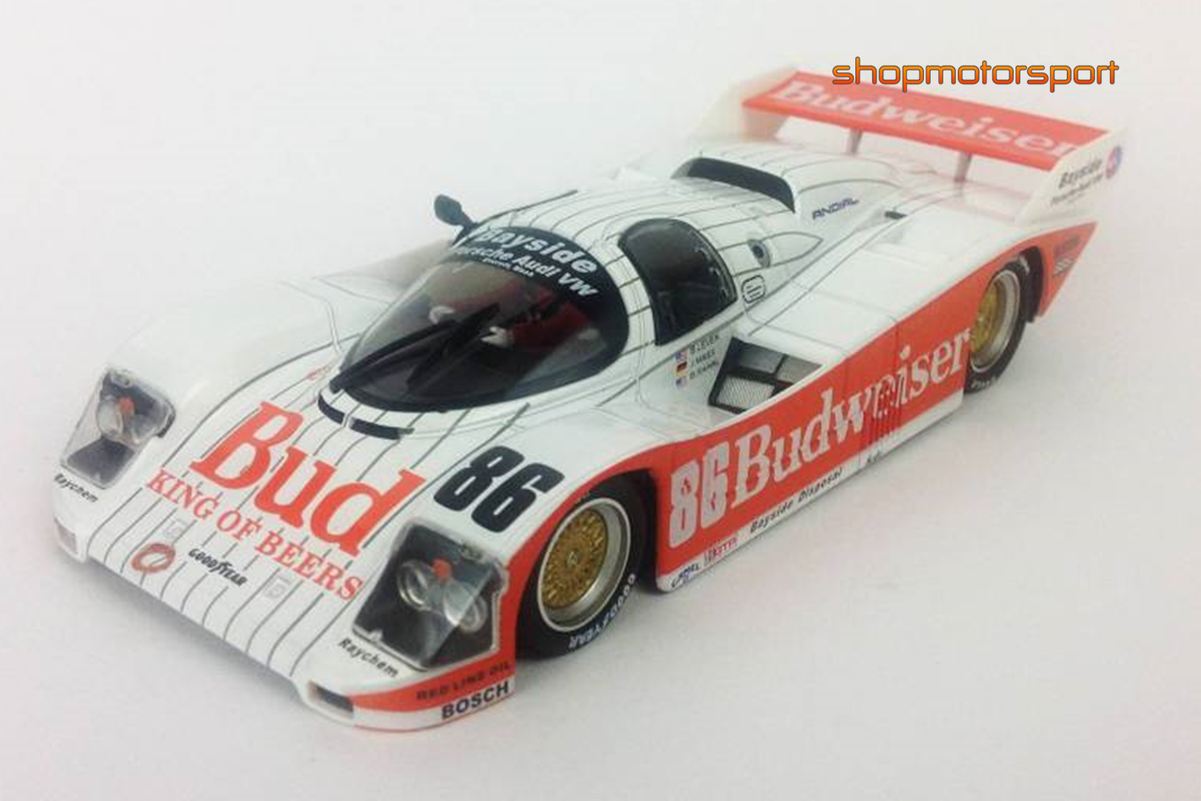 Bobby Rahal Mercedes >> PORSCHE 962 IMSA SLOT.IT CA25A