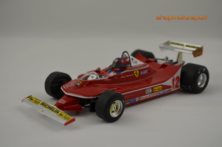 FERRARI 312 T4 F1 / SRC 02202 / GILLES VILLENEUVE // OUT OF STOCK