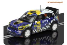 MINI COUNTRYMAN WRC / SUPERSLOT 3401 / PATRIK SANDELL-MARIA ANDERSSON