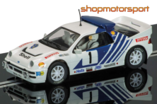 FORD RS 200 / SCALEXTRIC SUPERSLOT 3493 / STIG BLOMQVIST-BRUNO BERGLUND