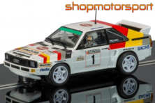 AUDI SPORT QUATTRO Gr.B / SCALEXTRIC SUPERSLOT 3500 / HANNU MIKKOLA-ARNE HERTZ // OUT OF STOCK