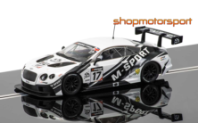 BENTLEY CONTINENTAL GT3 / SUPERSLOT 3595 / STEVEN KANE-REMBERT BERG // OUT OF STOCK