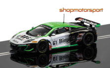 McLAREN MP4 12C GT3 / SUPERSLOT 3605 / STEN PENTUS-DANIEL LLOYD // OUT OF STOCK