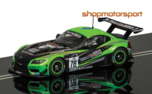 BMW Z4 GT3 / SCALEXTRIC SUPERSLOT 3624 / LEO MACHITSKI-TIMUR SARDAROV-JONNY COCKER