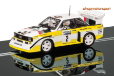 AUDI SPORT QUATTRO S1 Gr.B / SUPERSLOT 3634 / HANNU MIKKOLA-ARNE HERTZ // OUT OF STOCK