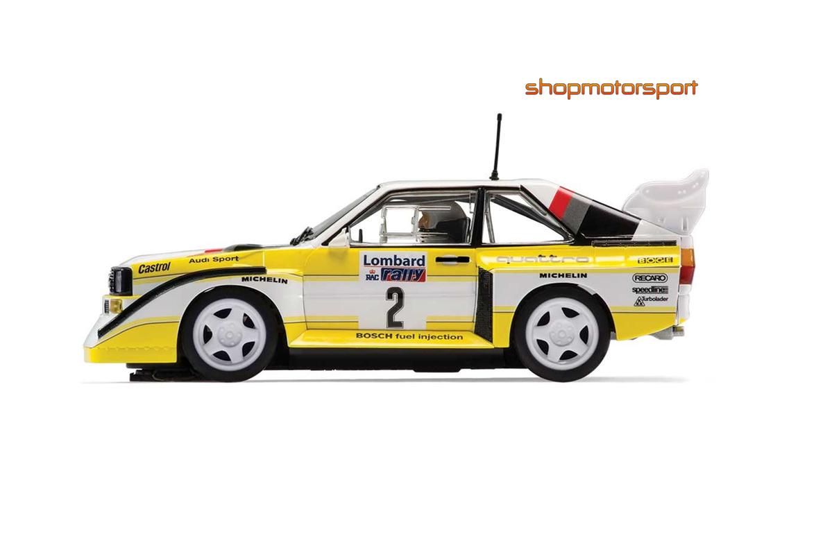 Audi Sport Quattro S1 Gr B Superslot 3634