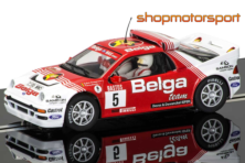 FORD RS 200 / SCALEXTRIC SUPERSLOT 3637 / ROBERT DROOGMANS-RONNY JOOSTEN