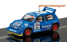 MG METRO 6R4 / SUPERSLOT 3639 / WILLIE RUTHERFORD-BRYAN HARRIS