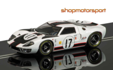 FORD GT40 / SUPERSLOT 3653 / BOB GROSSMAN-WILLIAM McNAMARA