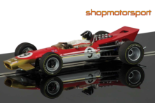 LOTUS 49 / SCALEXTRIC SUPERSLOT 3656A / GRAHAM HILL