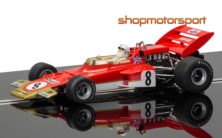 LOTUS 72 / SUPERSLOT 3657A / TONY TRIMMER